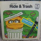 Sesame Street Book & Record