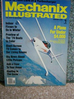 Mechanix Illustrated - January 1979