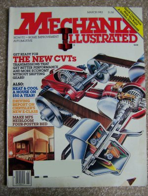 Mechanix Illustrated - March 1983