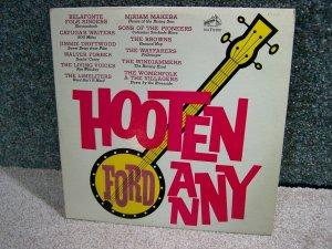 - Hootenanny Ford Motor Co. (Rare)