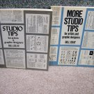 Studio Tips for Artists & Graphic Designers (2 books)