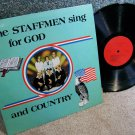 The Staffmen sing for God and Country