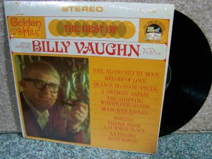 Billy Vaughn - The Best of    /   Golden Hits