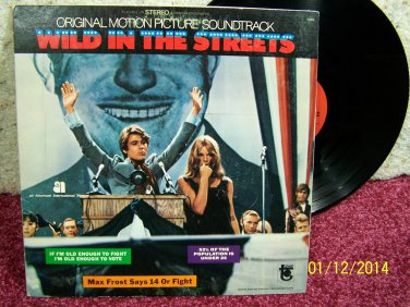 Wild In The Streets - Original Movie Soundtrack
