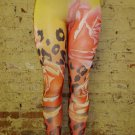 Multi Print Leggings  Medium