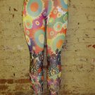 Multi Print Legging  Medium