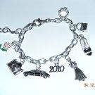 Prom Charm Bracelet