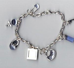 Baby Boy charm Bracelet