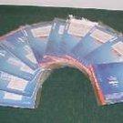 10 (TEN) Dell XP Pro PROFESSIONAL Reinstallation CD