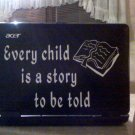 Every Child Is A Story To Be Told