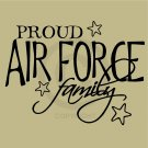 Proud Air Force Family 30