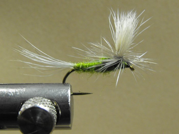 Parachute Blue Wing Olive