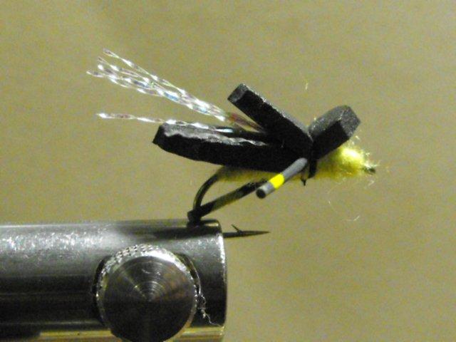 Foam Bumble Bee