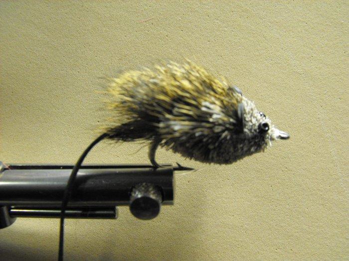 Rat, Deer Hair