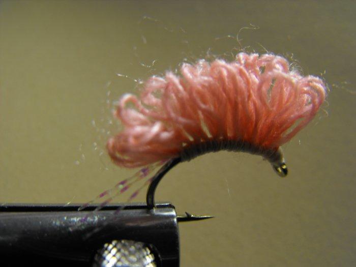 Sucker Spawn, Pink - Thread Body