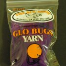 Glo Bugs Yarn, Purple