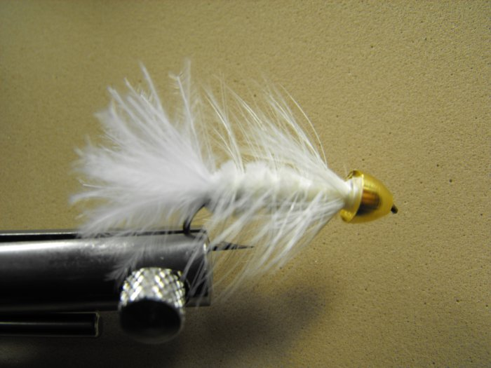 """Bullet Streamer  -  """"Weighted"""" - White"""