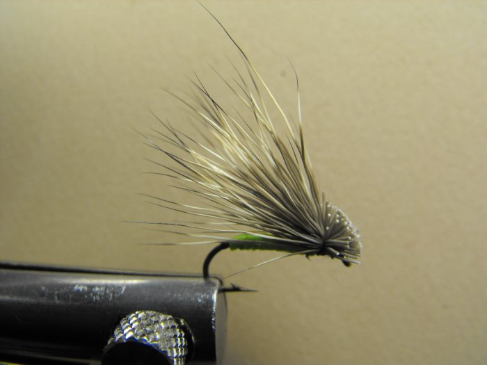 Foam Elk Hair Caddis - Chartreuse