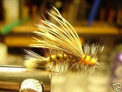 1 Dzn - Stimulator - Yellow -  Dry Fly - Assortment