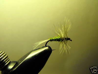 1 Dozen - BWO - Dry Fly - Trout