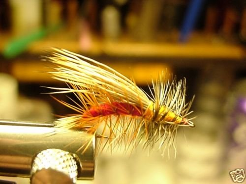 1 Dzn - Stimulator - Red -  Dry Fly - Assortment