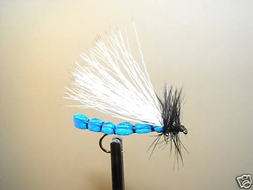 12 Blu Adult Stonefly  Dry Fly Trout, Steelhead, Salmon