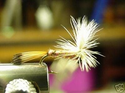 1 Dzn - Parachute Pink Lady - Dry  Fly Assortmanet