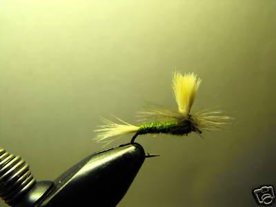 1 Dozen - Parachute BWO - Dry Fly - Trout