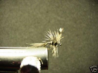 1 Dozen - Mosquito - Midge Dry Fly - Trout