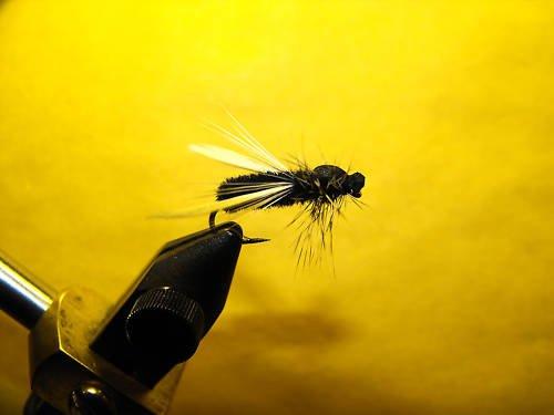 6 Flies Realistic Deer Dry Fly  Bass, Trout, Bluegill