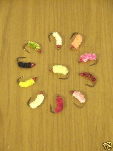 12 Liamna Pinky Egg Wet Fly - Trout, Salmon & Steelhead