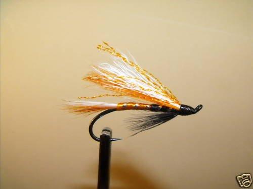 6 Flies - Max Canyon - Salmon Steelhead Trout Wet Fly