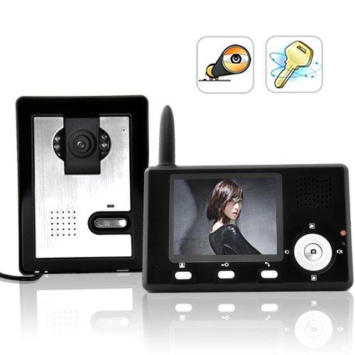 Entry Guardian - Wireless Video Door Phone  [CVMN-J20]