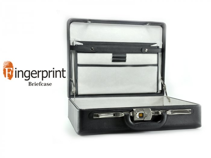 Fingerprint Briefcase  [CVQR-BG12]