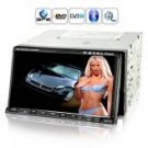 2-DIN Car DVD Player + GPS + Bluetooth with 7 Inch Touchscreen   [CVAU-C04]