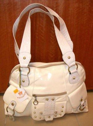 Virgin White Designer Bag