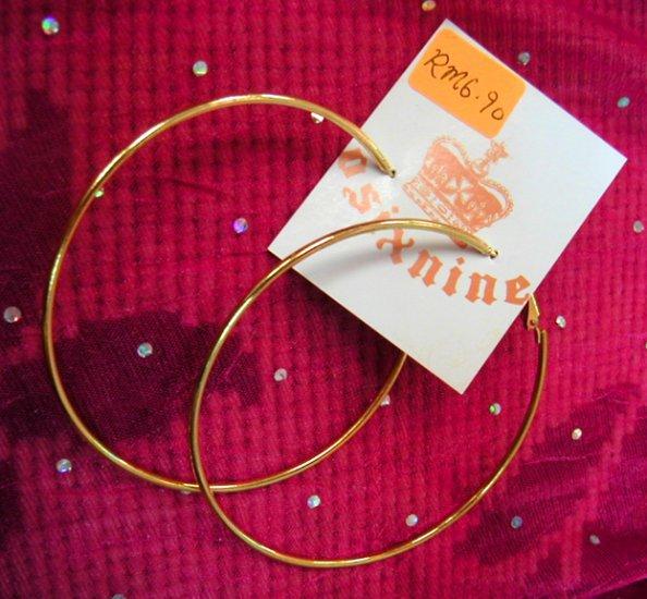 Sassy Gold Earrings