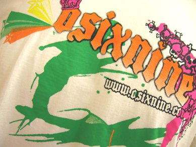 Kuzizumoo Collection : OSIXNINE Colours Tshirt