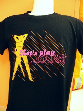 Kuzizumoo Collection : Let's Play Rough Tshirt