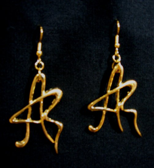 Azizah Gold Earrings