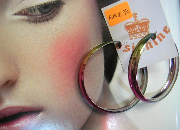 Rainbow Struck Earrings