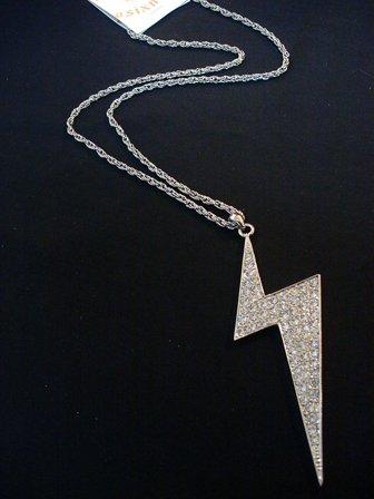 Thundercats Silver Necklace