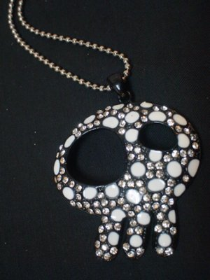 What the hell is this Black Necklace