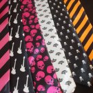 Tongue Tied. ASSORTED FUNKY TIES