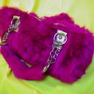 My Fur Purrs Pink Bag