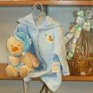 Prayer Bear & Bath Robe