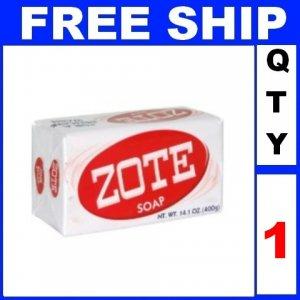 NEW 1 Bar Soap RED ZOTE Fishing Baits catfish bait mosquito repellent (14oz/Bar)