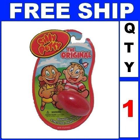NEW 1 Original SILLY PUTTY Egg