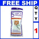 NEW 1 Bag NATURAL WHITE 5 Minute Tooth Whitening Kit (0.75oz/Bag)