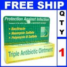 NEW 1 Tube Dr Sheffields First Aid TRIPLE ANTIBIOTIC OINTMENT Neomycin (0.33oz/Tube)